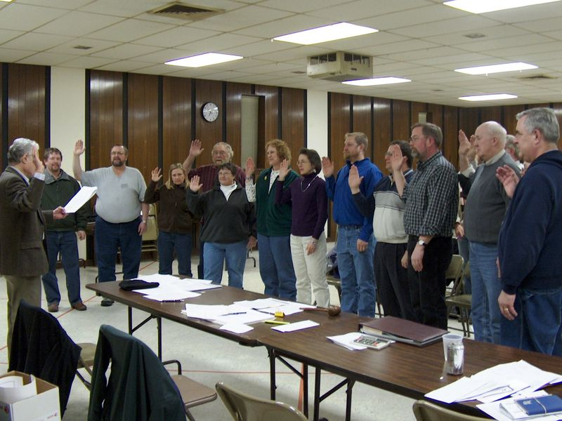 ECCLC Swearing In IV
