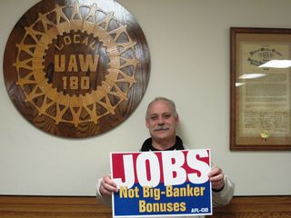 John Valko President UAW local 180 (2)