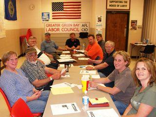 GB Polit Steer Meet June 14 Pic 1