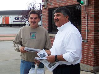 GP R Trumka and Tom Glime