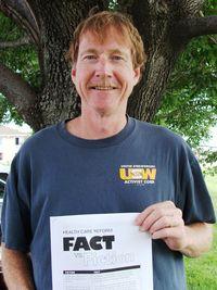 Health Care Photos - USW 150 - Kurt R - II