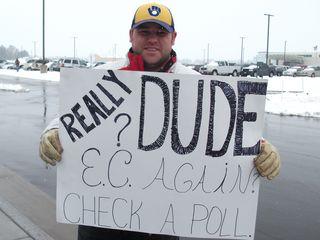 EC Walker Protest - 3-9-11 - II