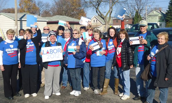 Volunteers Hit the Streets Across Wisconsin for Barack Obama & Tammy Baldwin