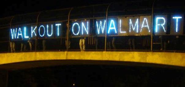 Walkoutonwalmart