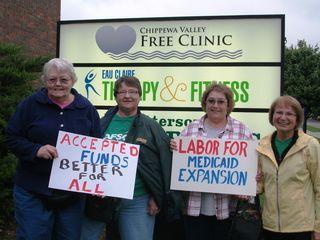 Eau Claire Medicaid Event - 6-5-13 - 5