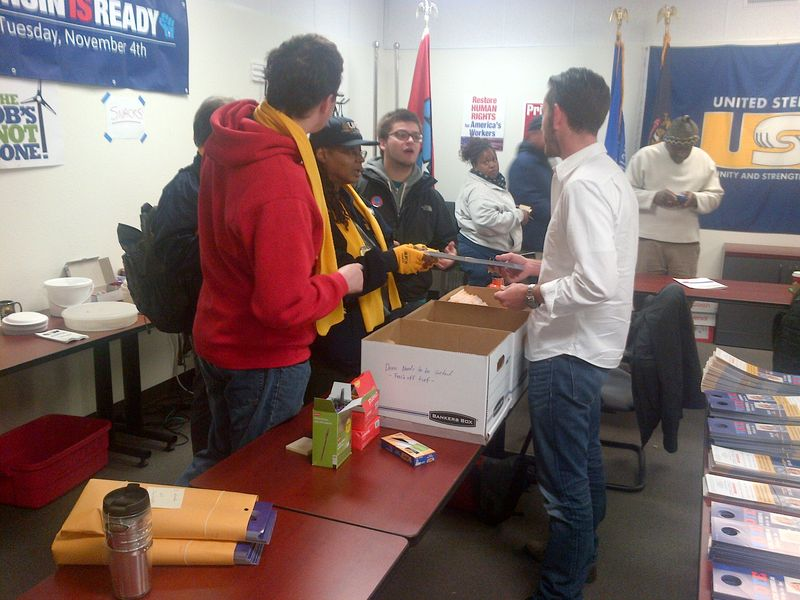 UFCW get turf packs from Will Johnson