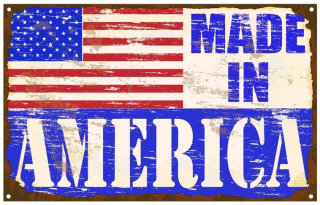 Made-In-America-Sign